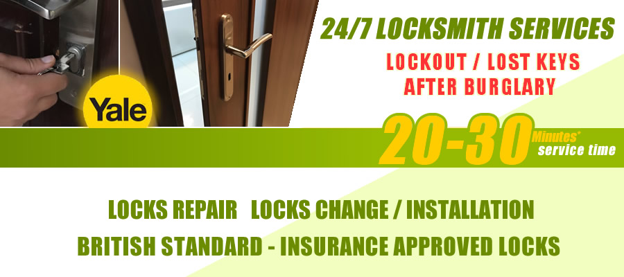 Forest Gate locksmith services